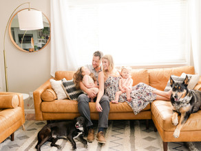 Gillaspie Family // Go Shout Love Feature