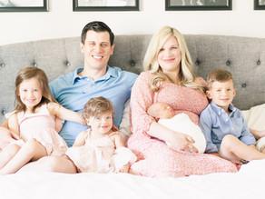 Baby Emmett // LaPolla Family