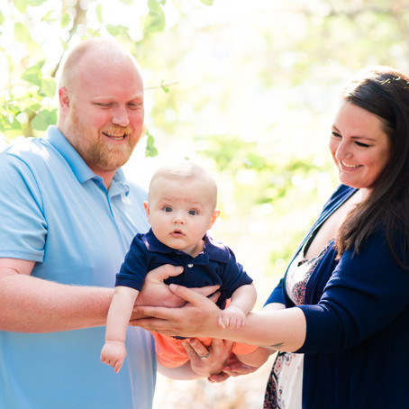 Cameron // Six Month Session