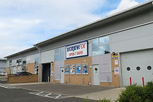 Hampton Properties Malvern Business Centre Trade Counter and Business Units to let