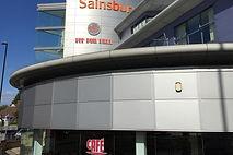 Hampton Properties Sainsbury's Maypole