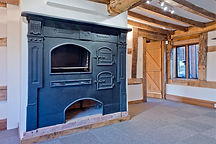 Hampton Properties Barfords Restored Oven