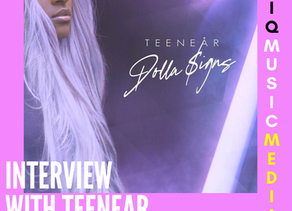Introducing The Beautiful, Dope Songtress Teenear