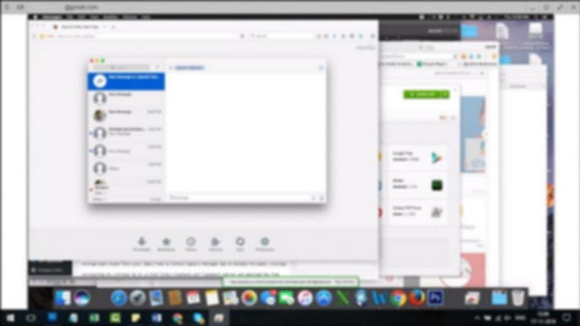 use-imessages-on-windows-via-google-remo