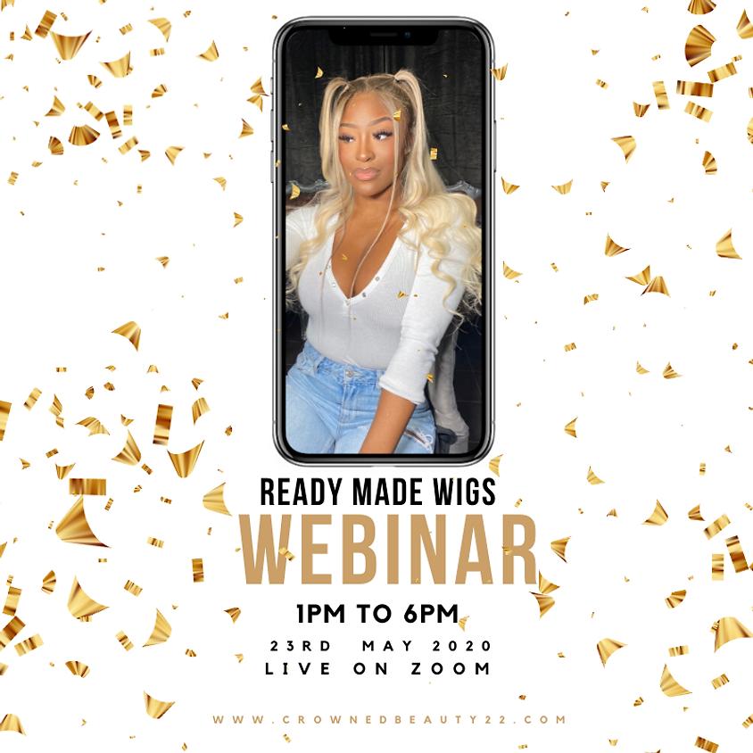 Cb Ready Made Wigs Webinar