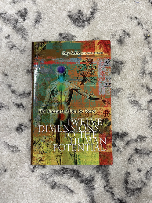 Twelve Dimensions to the Human Potential by Ray Sette