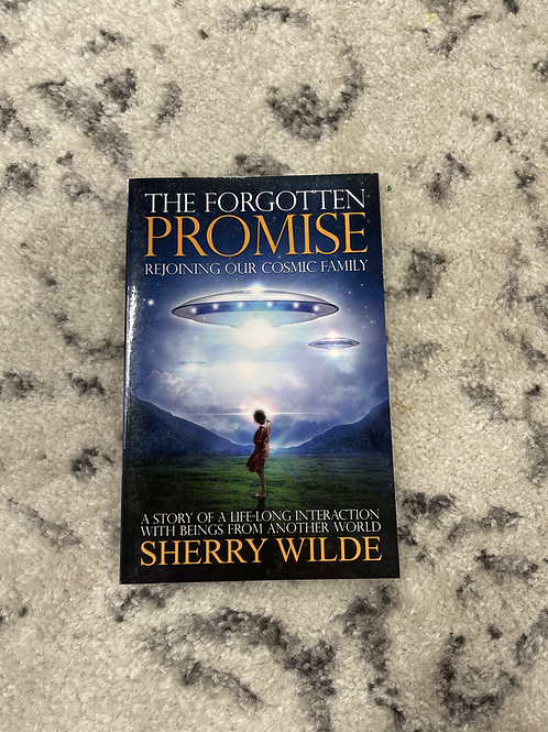 The Forgotten Promise Rejoining our Cosmic Family by Sherry Wilde