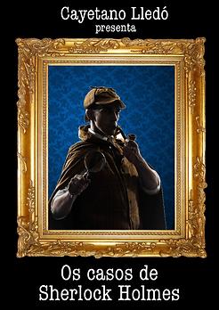 Cayetano Lledó, Os casos de Sherlock Holmes