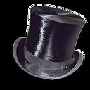 Cayetano Lledó top hat