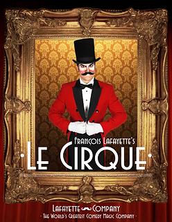 Le Cirque by François Lafayette