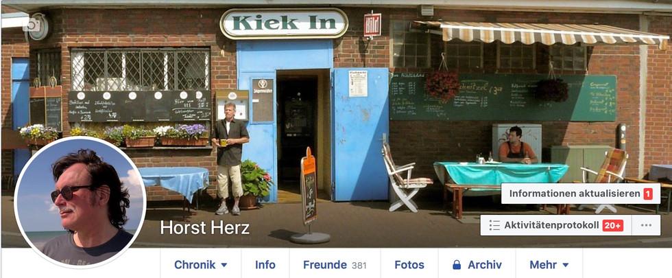Facebook Horst Herz