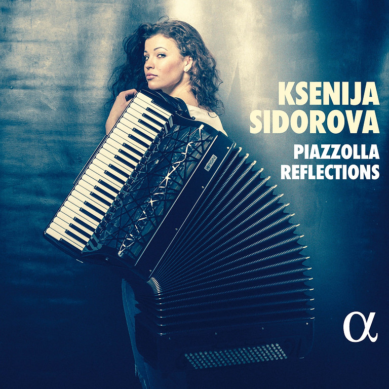 Ksenija Sidorova's New Album