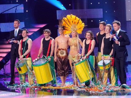 Drumbastic Mam Talent