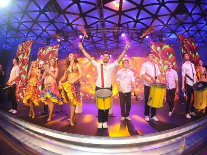 Drumbastic Samba Show