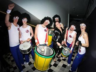 Drumbastic imprezy firmowe