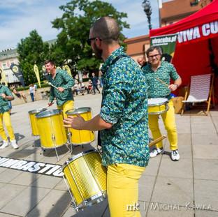 Bębniarze Warszawa - Drumbastic