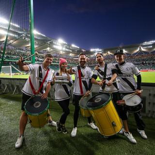 Bębniarze Legia Warszawa - Drumbastic