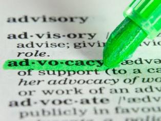 ADVOCACY AND ATTITUDE