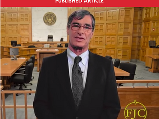 HOW FEDERAL PATENT TUTORIAL VIDEO INFLUENCES JURORS