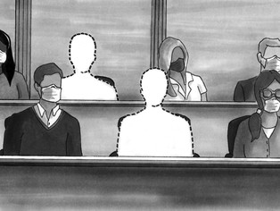 "WHO MIGHT NOT BE ON YOUR JURY IN THE ""NEW NORMAL"" TRIAL?"