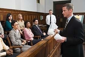 THE DILEMMA OF DEFENSE IN CIVIL JURY TRIALS