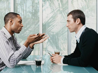 """WITNESS TESTIMONY AS """"CONVERSATION WITH FORETHOUGHT"""""""