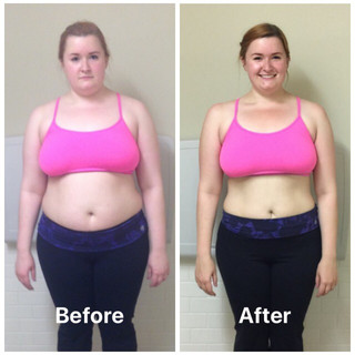 Gemma weight loss front