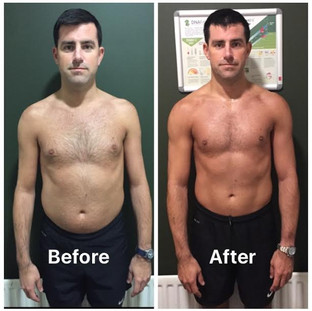 Philip weight loss front