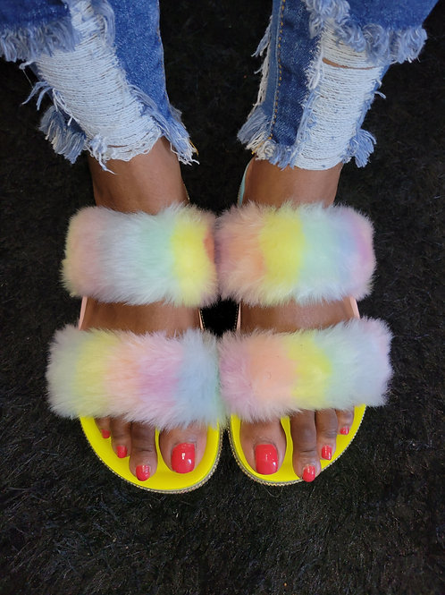 """Tye-Die For"" Furby slides"