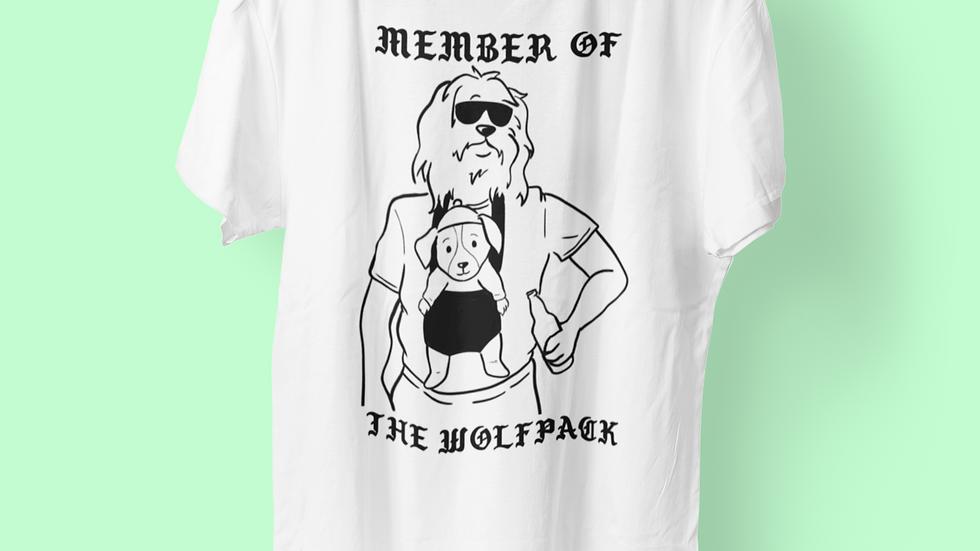 WOLF PACK TSHIRT