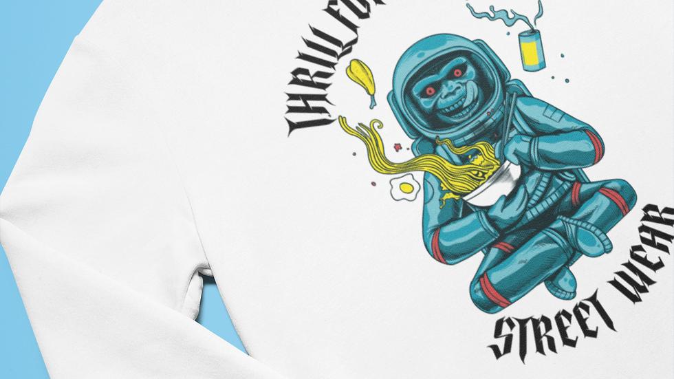 SPACE MONKEY JUMPER