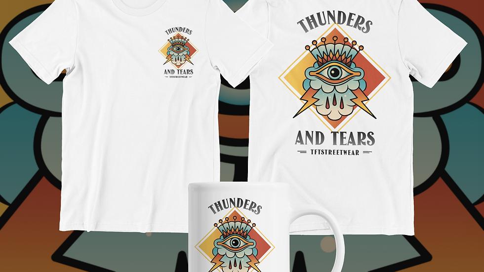 THUNDERS AND TEARS TSHIRT