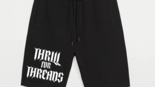 THRILL FOR THREADS JOGGER SHORTS