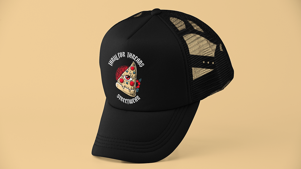 EXTRA TOPPINGS TRUCKER CAP