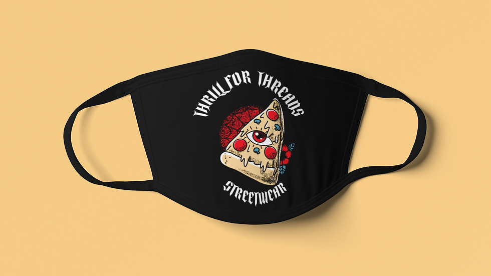 EXTRA TOPPINGS FACEMASK