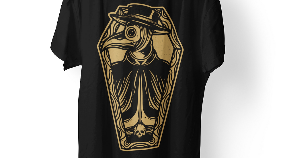 WITCH DOCTOR TSHIRT