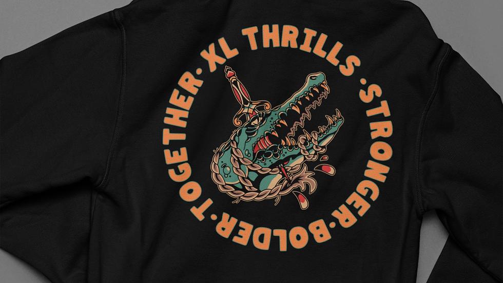 XL THRILLS HOODIE