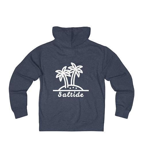 Saltide Palm Zip Hoodie