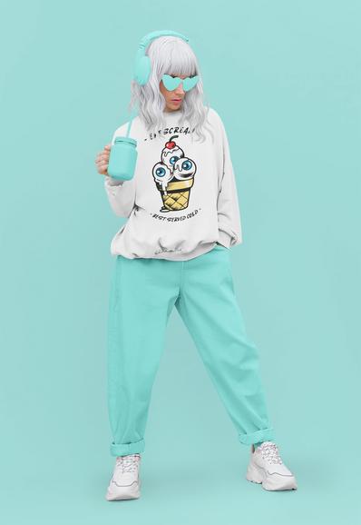 monochromatic-mockup-of-a-woman-wearing-