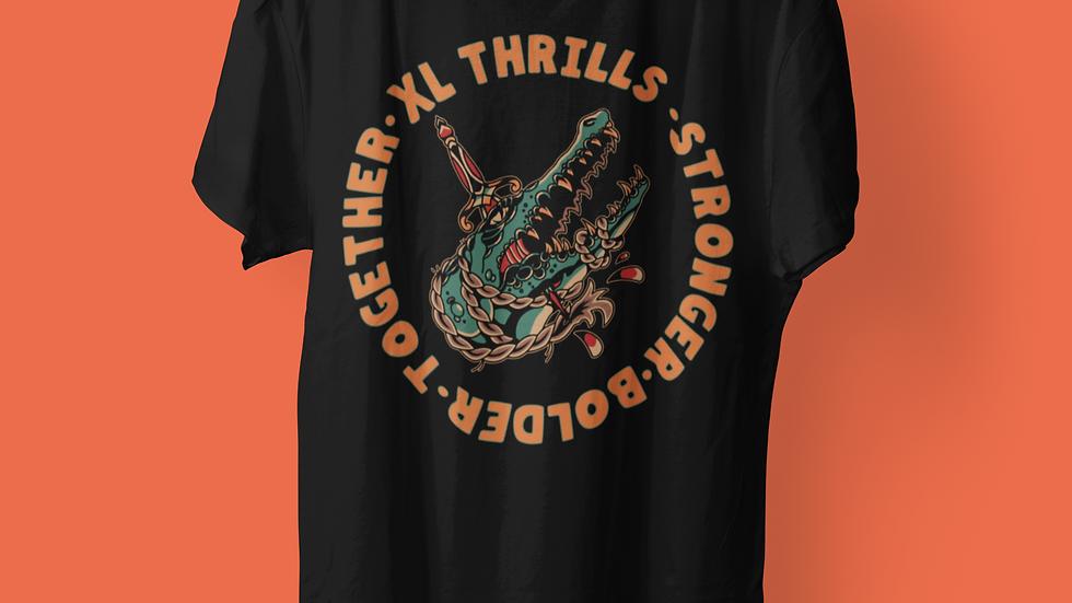 XL THRILLS TSHIRT