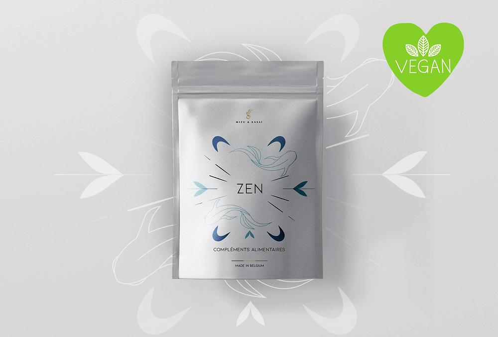 Mizu & Kasai | ZEN - 60 gélules
