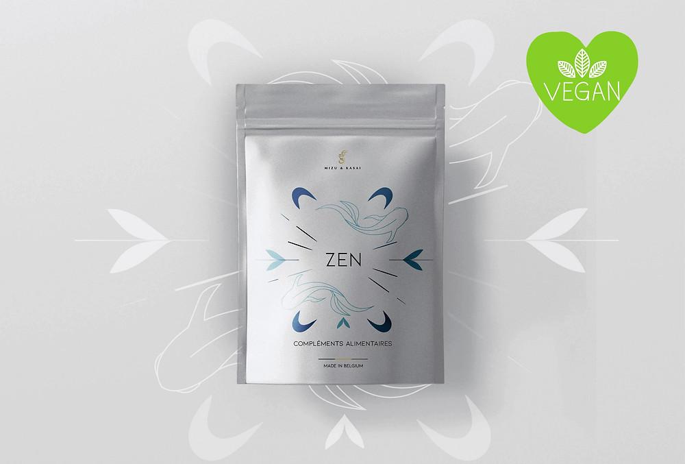Mizu et Kasai | ZEN - 60 gélules
