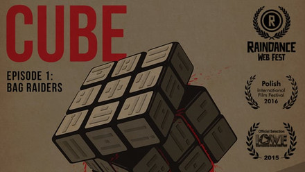 THE CUBE WEB SERIES