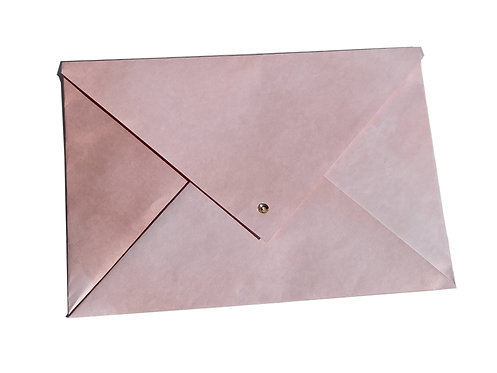 Pretty Pink Large Origami Envelope