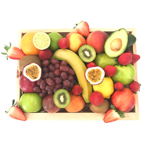 Fruit Large - Wooden Crate