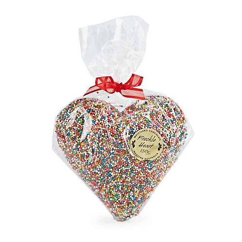 Add On - Chocolate Freckle Heart