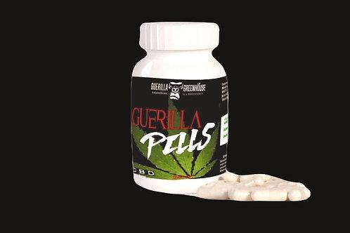 GUERILLA PILLS 50MG FULL SPECTRUM