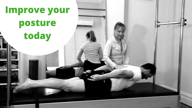 Improve your posture today!