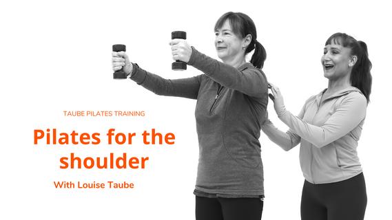 Pilates for the shoulder