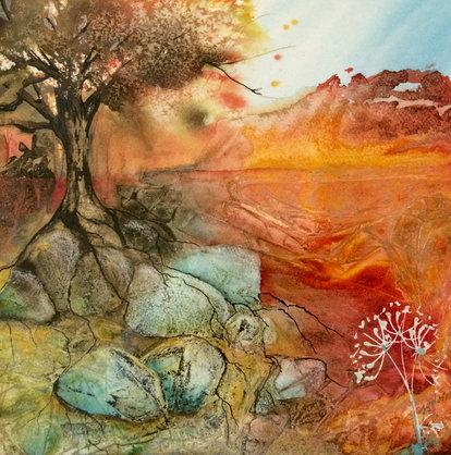 Poetic landscape no,1, Manon Jodoin studio